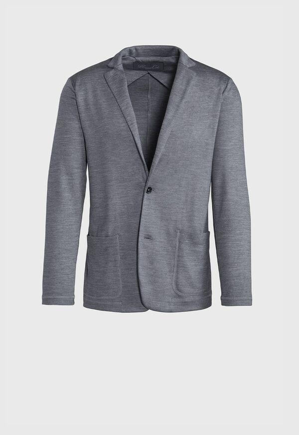 Wool Lightweight Travel Jacket, image 1