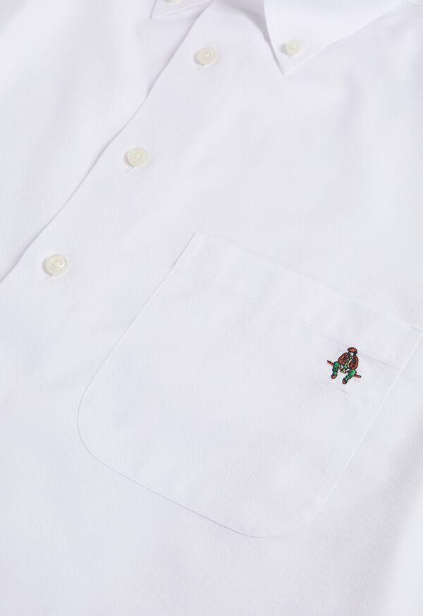 "Oxford ""Non-Iron"" Sport Shirt, image 3"