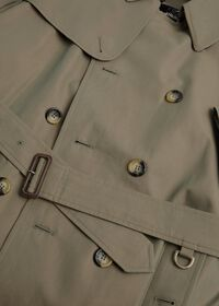 Double Breasted Classic Trench, thumbnail 3