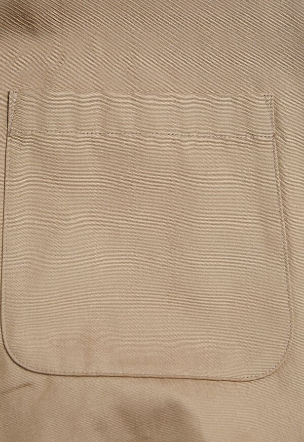 Cotton Blend Coat, image 3
