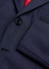 Solid Wool Blazer, thumbnail 2