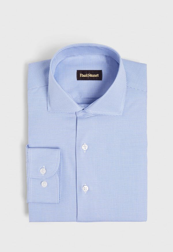 Mini Houndstooth Sport Shirt, image 1