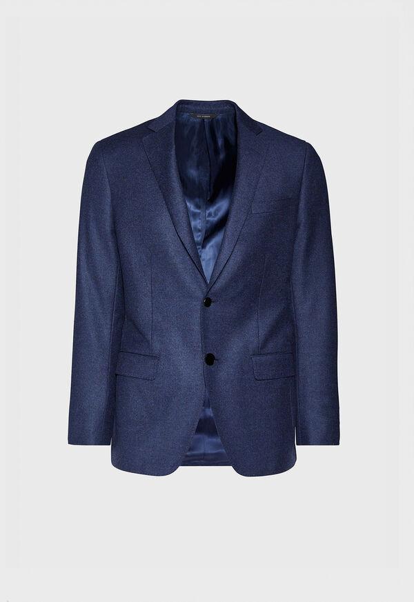 Mid Blue Flannel Sport Jacket, image 1