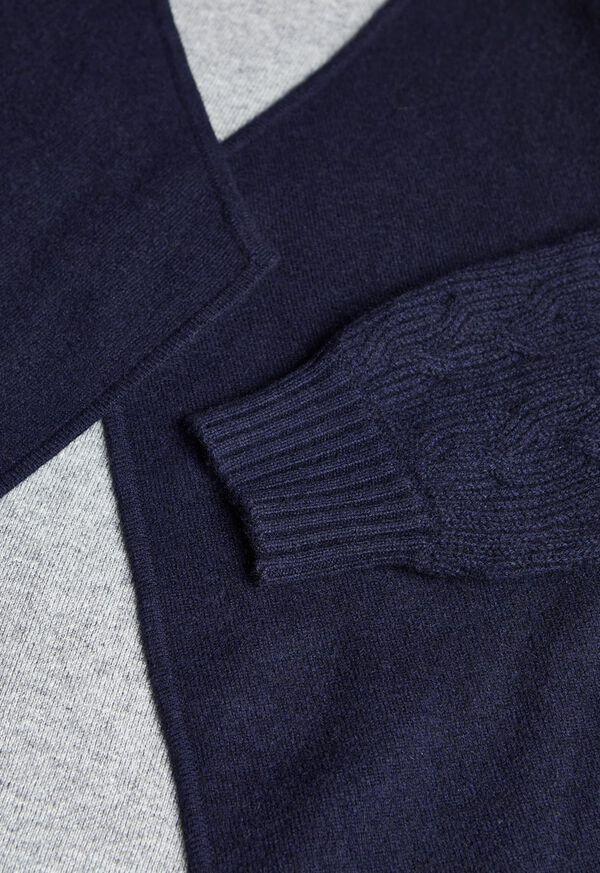 Cashmere Doubleface Coat, image 2