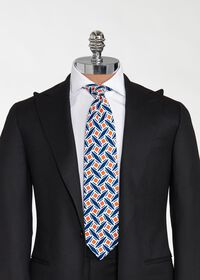Scattered Deco Square Tie, thumbnail 2