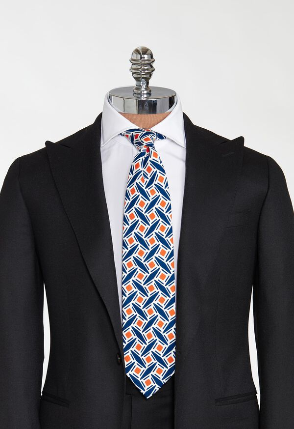 Scattered Deco Square Tie, image 2