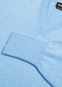 Scottish Cashmere V-Neck Sweater, thumbnail 41