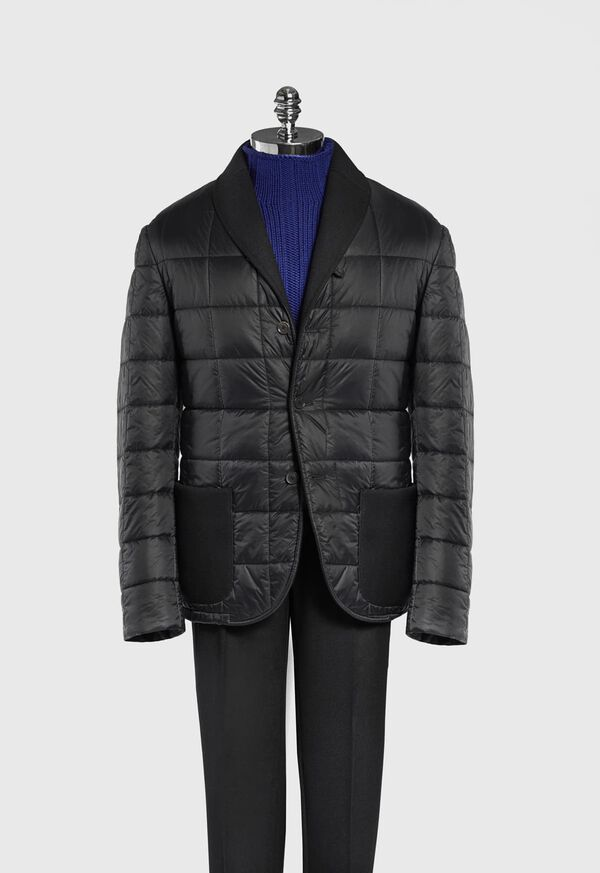 Quilted Puffer, image 1