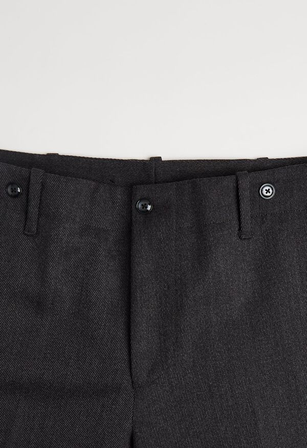 Wool Twill Worker Pant, image 2