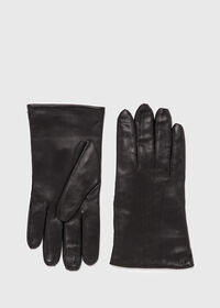 Lambskin Cashmere Lined Gloves, thumbnail 1