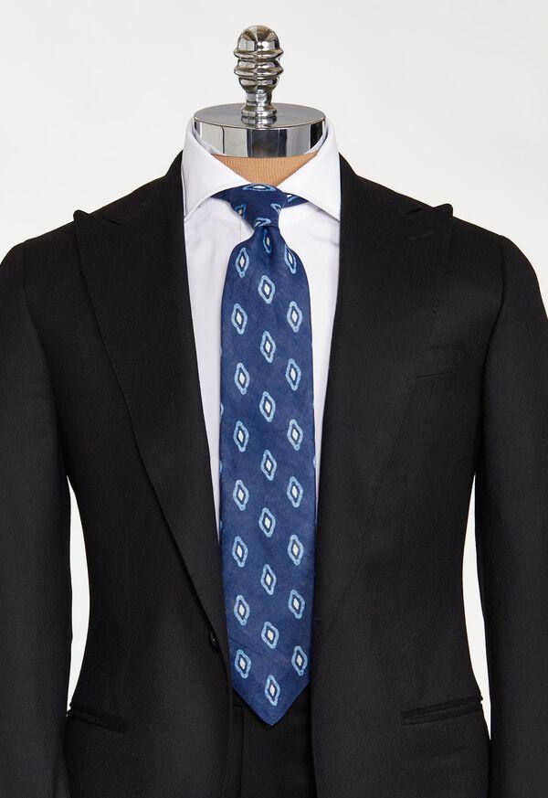Printed Deco Diamond Tie, image 2