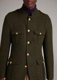 Military Style Jacket, thumbnail 3