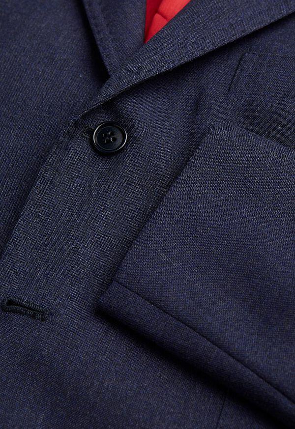 Solid Wool Blazer, image 2