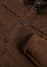 Shearling Field Jacket, thumbnail 3
