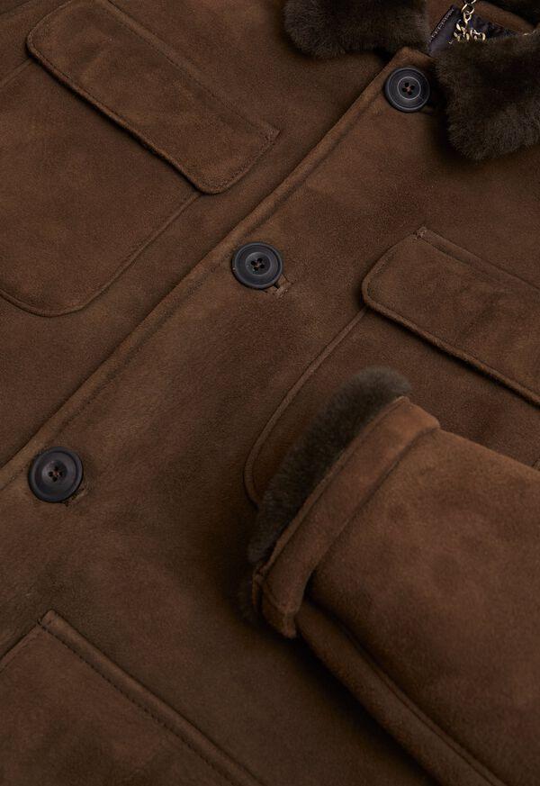 Shearling Field Jacket, image 3