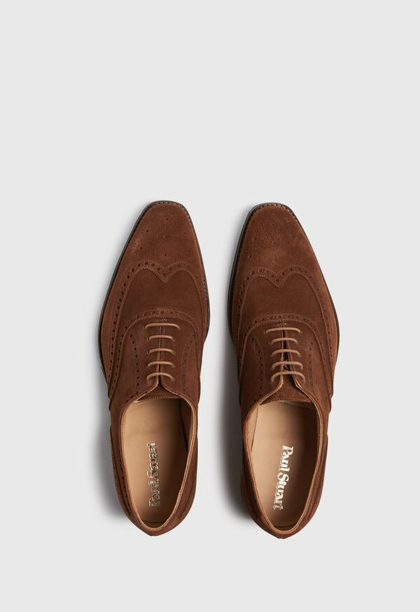 Baako Wingtip Lace-up, image 2