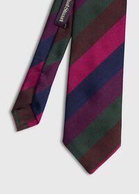 Multi Color Bar Stripe Tie, thumbnail 1