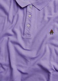 Cotton Pique Logo Polo, thumbnail 2