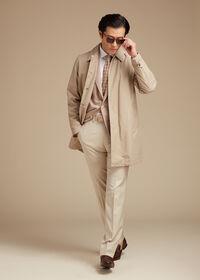 Tailored Fit Raincoat, thumbnail 3