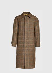 Wool Kensington Coat, thumbnail 1