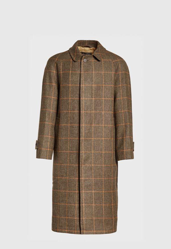 Wool Kensington Coat, image 1