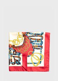 Belt Foulard Silk Scarf, thumbnail 1