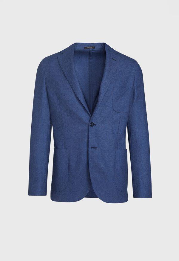 Mid Blue Soft Jacket, image 1