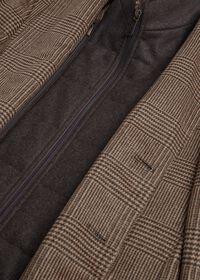 Plaid Coat with Zip-Out Vest, thumbnail 4
