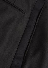 Paul Fit Peak Lapel Super 120s Wool Tuxedo, thumbnail 7