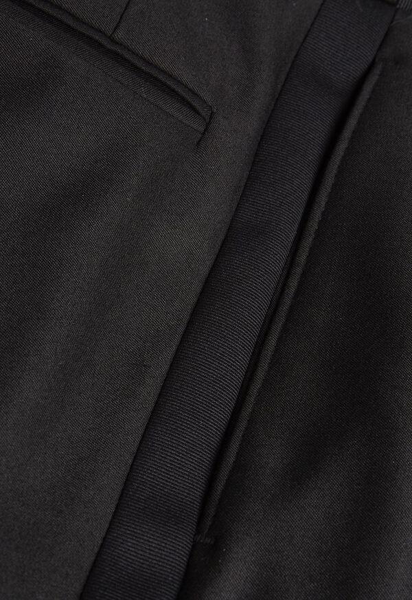 Paul Fit Peak Lapel Super 120s Wool Tuxedo, image 7