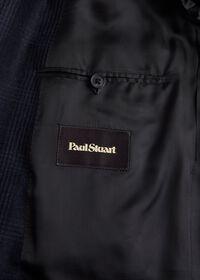 Super 150s Wool Plaid Suit, thumbnail 4
