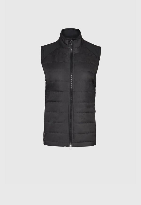 Zero Restriction Quilted Vest, image 1