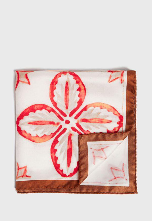 Tile Design Pocket Square