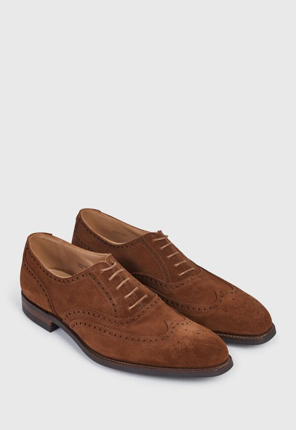 Baako Wing Tip Lace Up, image 3