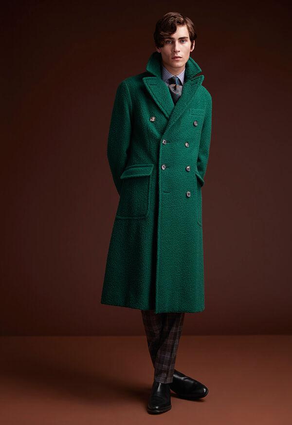 Casentino Wool Overcoat, image 2