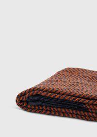 Wool Blend Chevron Sock, thumbnail 2