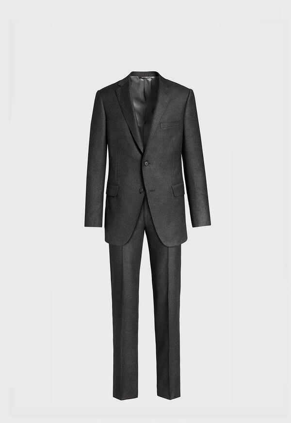 Paul Fit Wool and Cashmere Flannel Suit, image 1
