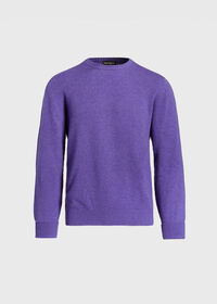 Cashmere Crewneck Sweater, thumbnail 8