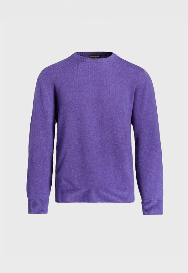 Cashmere Crewneck Sweater, image 8
