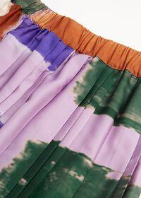 Abstract Print Skirt, thumbnail 3