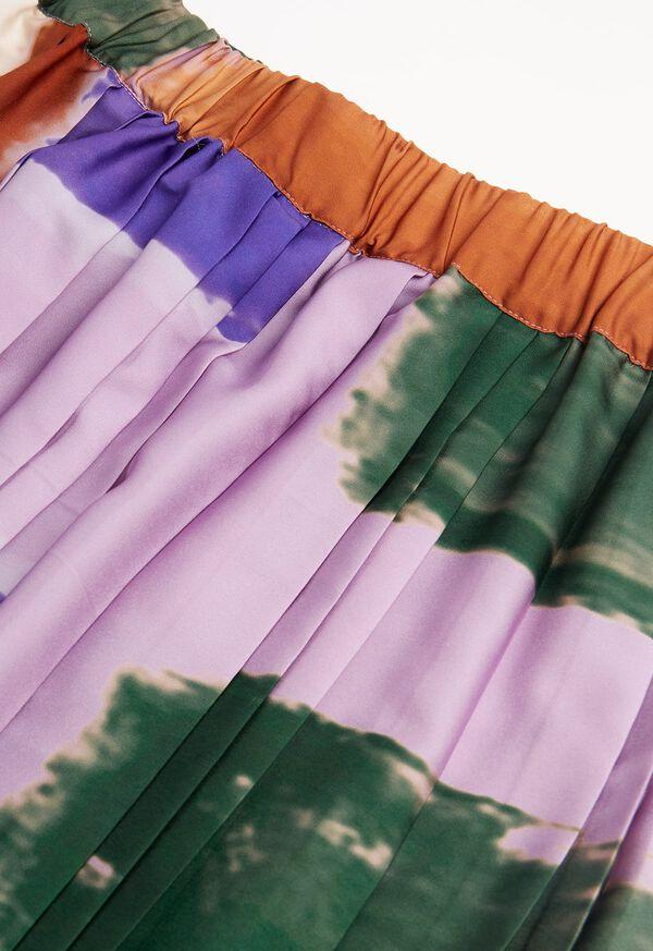 Abstract Print Skirt, image 3