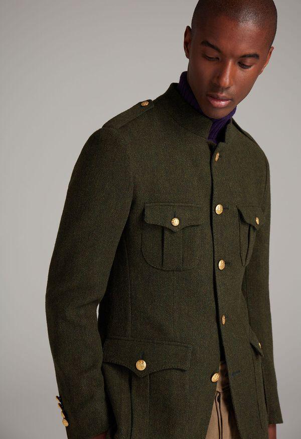 Military Style Jacket, image 2