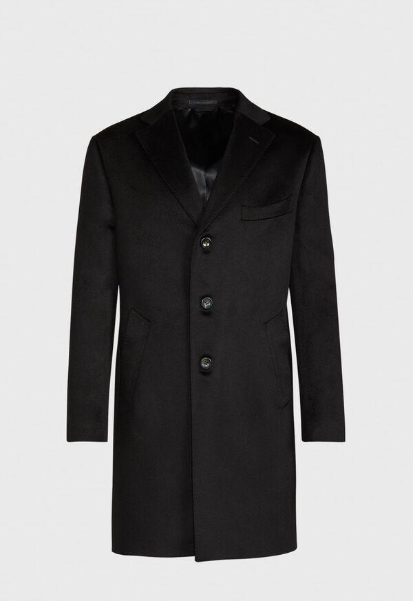 Solid Cashmere Coat, image 1