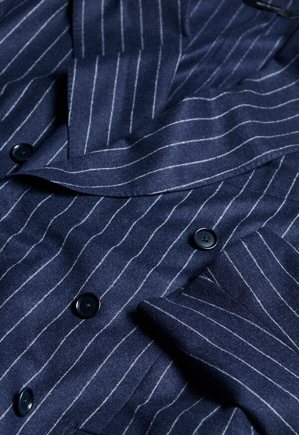 Chalk Stripe Suit, image 2
