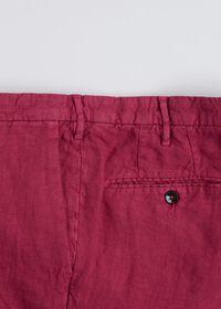 Linen Garment Dyed Pant, thumbnail 3
