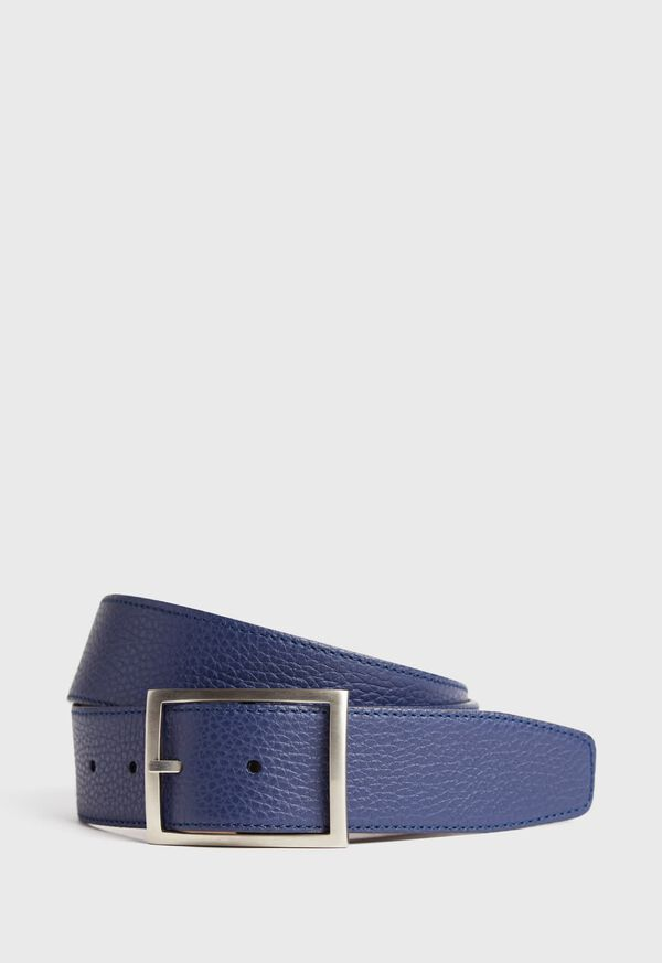 Reversible Leather Belt, image 1