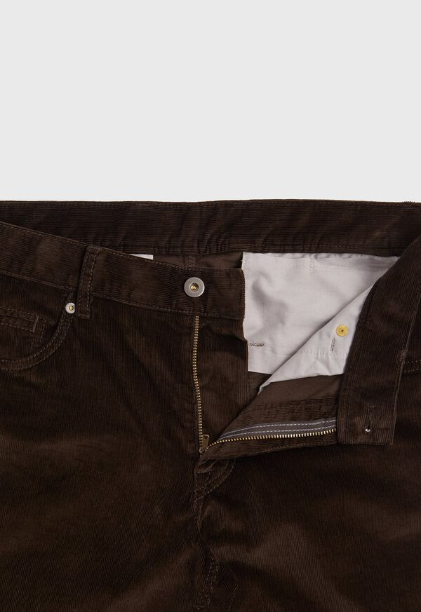 5-Pocket Corduroy Trouser, image 2