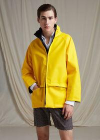 Yellow Parka Jacket, thumbnail 1
