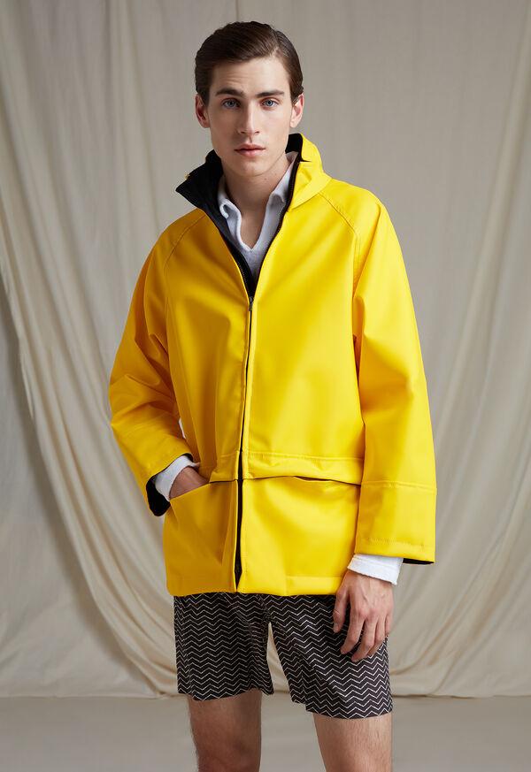 Yellow Parka Jacket, image 1