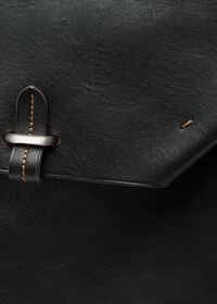 Textured Bridle Leather Backpack, thumbnail 4